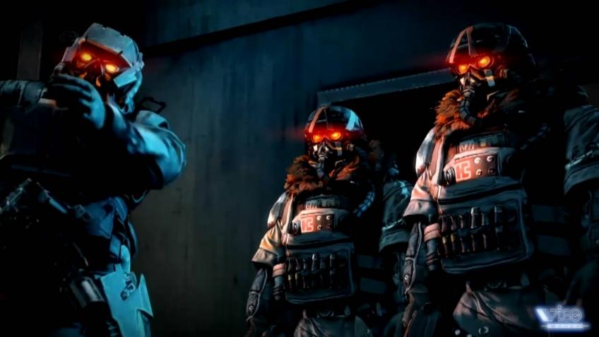 Killzone3 - Вступление