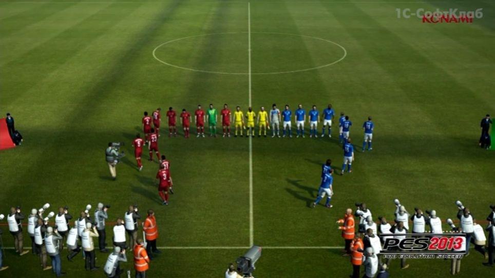 Pro Evolution Soccer 2013 - Gameplay Trailer