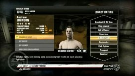 Fight Night: Champion - How to Train in Legacy Mode Trailer
