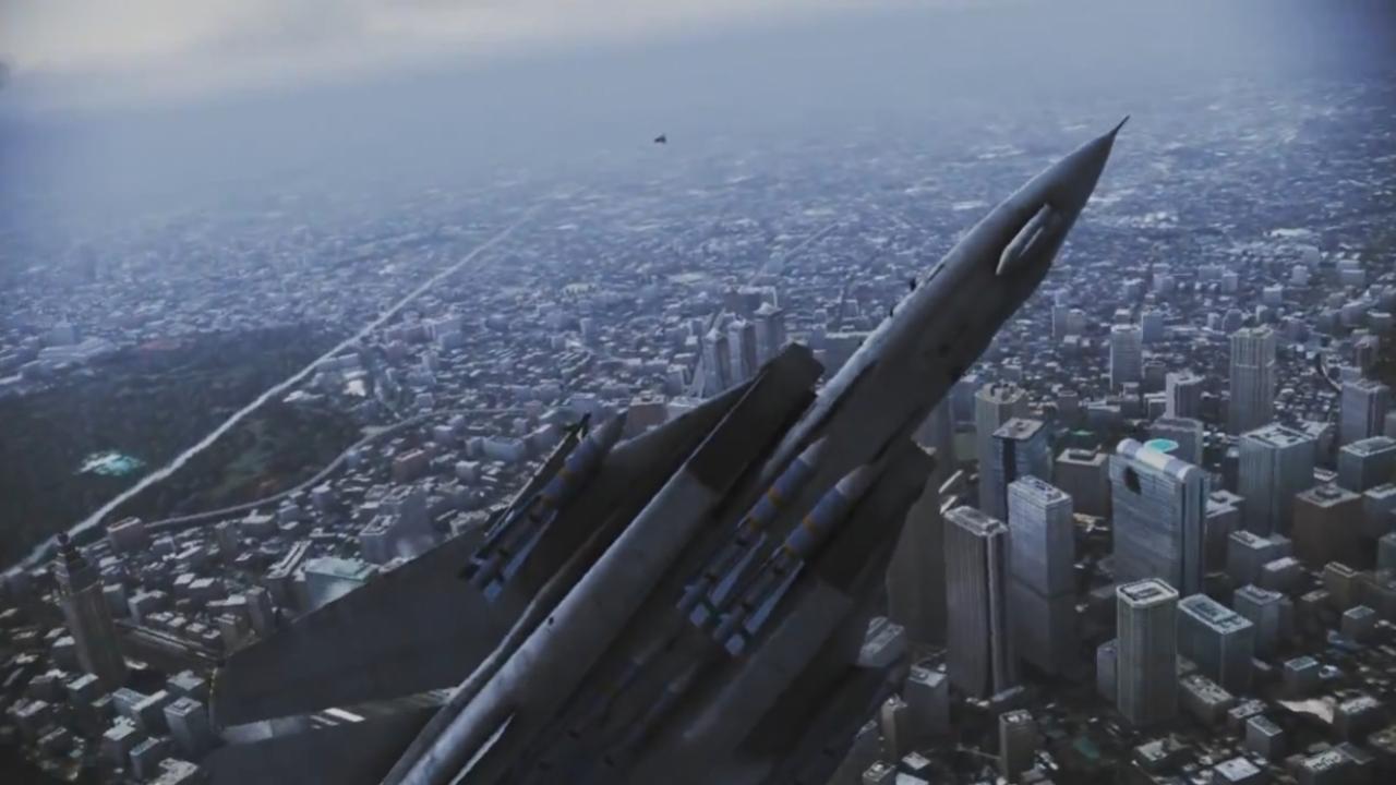 Ace Combat Infinity - Trailer