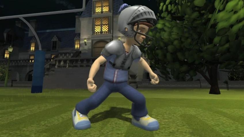Backyard Sports: Rookie Rush - Characters Trailer