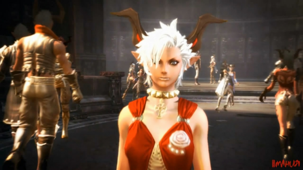 TERA: The Exiled Realm of Arborea - Трейлер с gamescom 2011 (с русскими субтитрами)