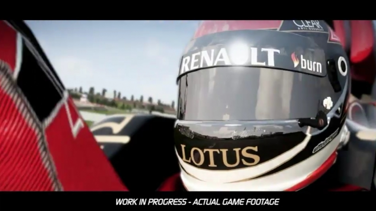 F1 2013 - Trailer2