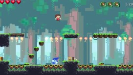 The Adventures of Pip - GDC 2015 Trailer