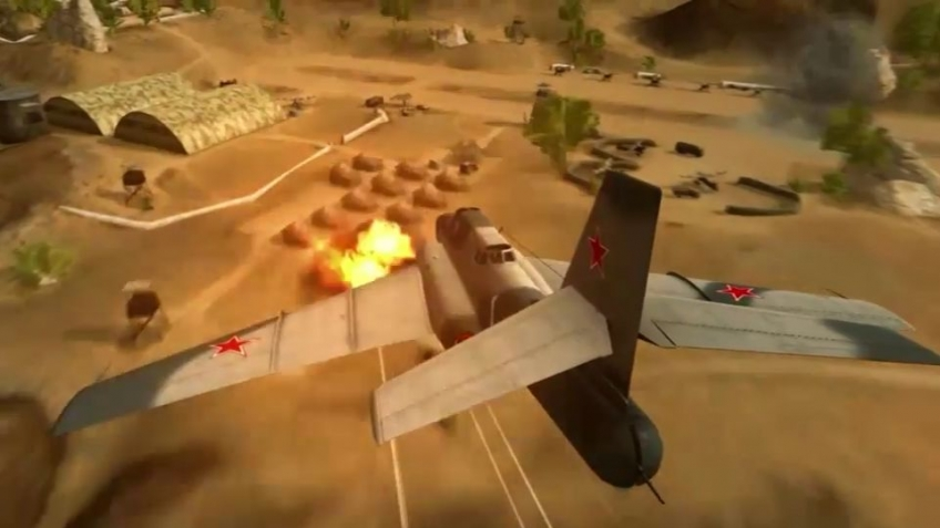 World of Warplanes - Heavy Ground Attack Trailer