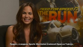 Need for Speed: The Run - Sports Illustrated Model BTS Trailer 3 (с русскими субтитрами)