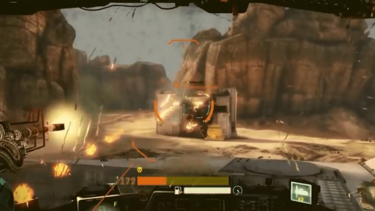 Hawken – PS4 and Xbox One Announce Trailer