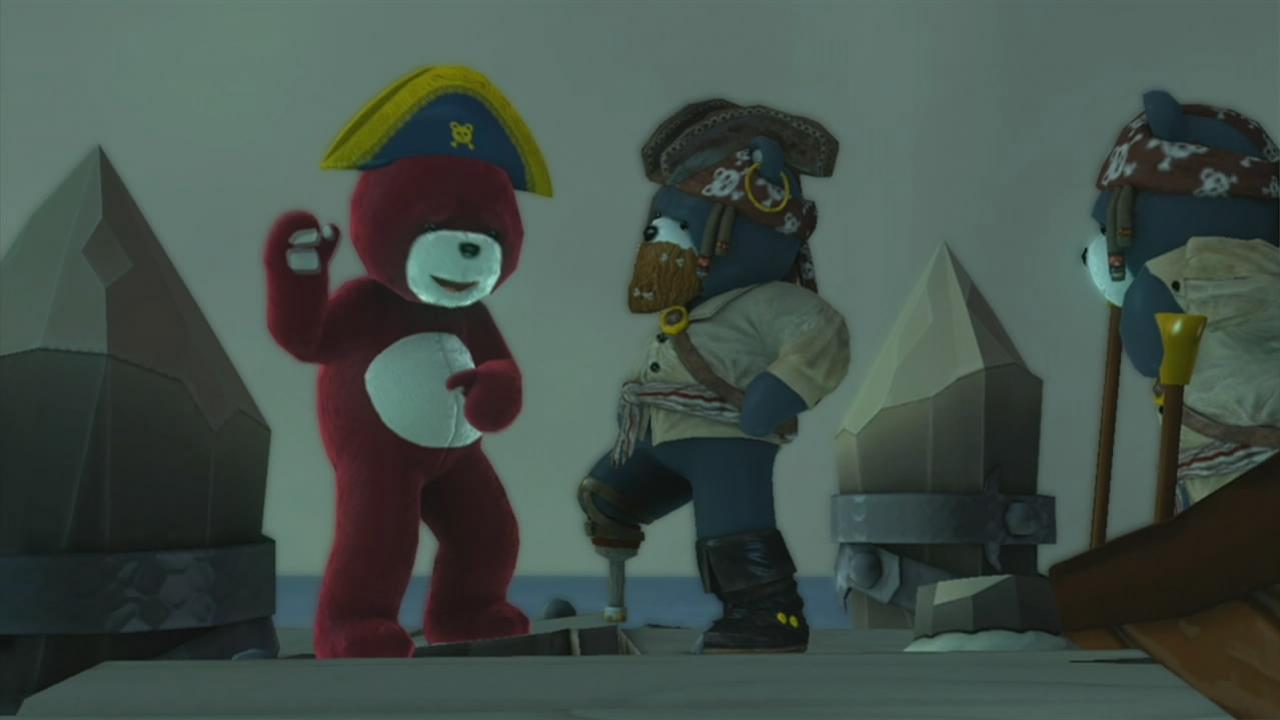 Naughty Bear - Level9 DLC Trailer