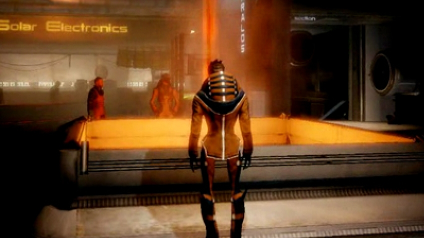 Mass Effect 2 - GamesCom 2009 Trailer