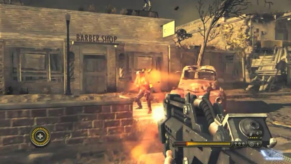 Resistance3 - PlayStation Experience 2011 Trailer (русская версия)