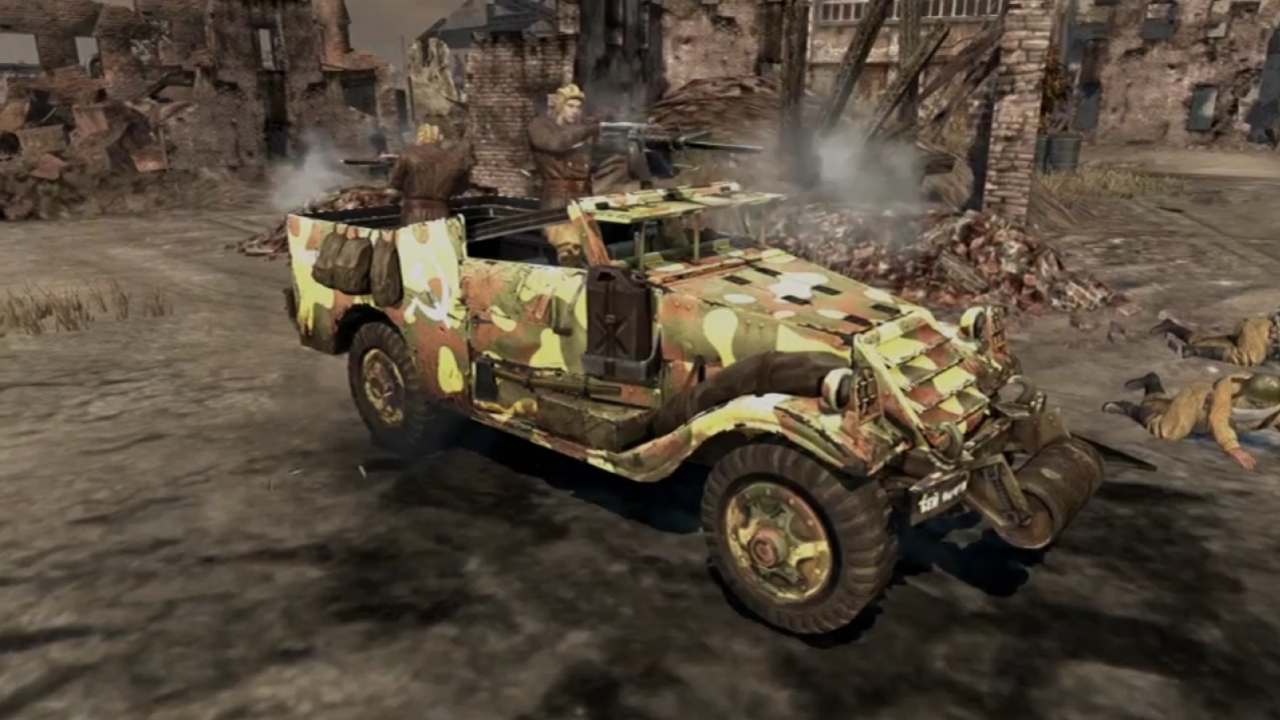 Company of Heroes2 - Above The Battlefield Trailer