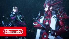 Fire Emblem Warriors. Трейлер с gamescom 2017