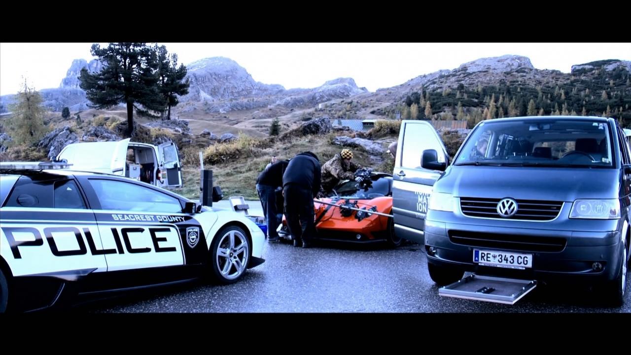 Need for Speed: Hot Pursuit - Pagani vs Lamborghini Making Of Trailer
