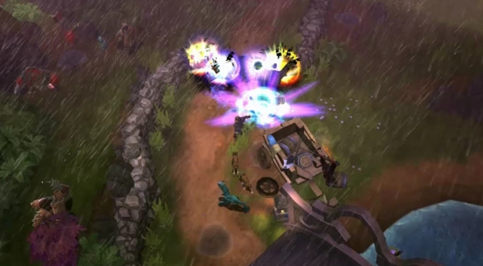 Torchlight 2 - gamescom 2010 Trailer
