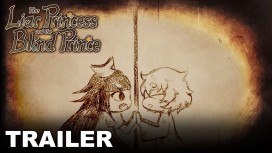 The Liar Princess and the Blind Prince. Трейлер