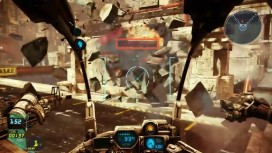Hawken - GDC 2013 Destruction Demo