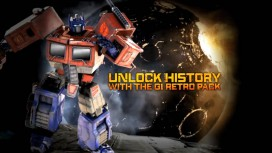 Transformers: Fall of Cybertron - G1 Retro Trailer