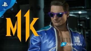 Mortal Kombat11. Old Skool Vs. New Skool Trailer