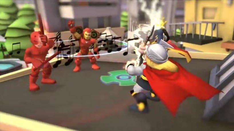 Marvel Super Hero Squad Online - Launch Trailer