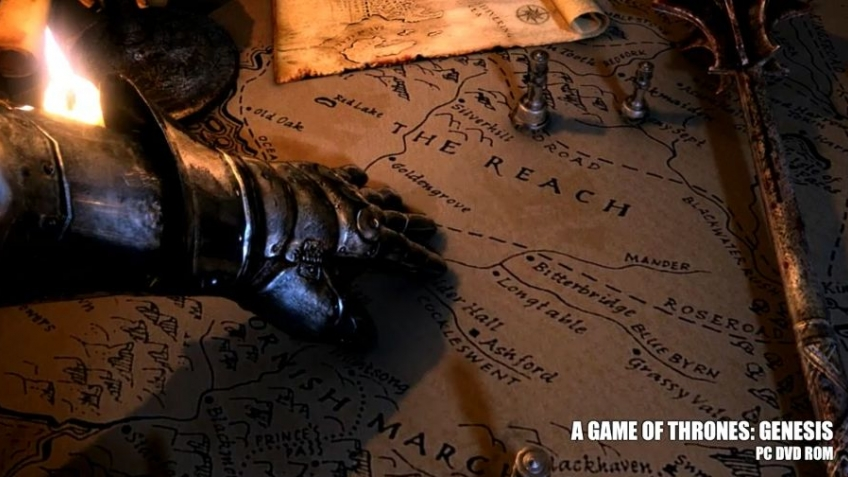A Game of Thrones: Genesis - E3 2011 Trailer