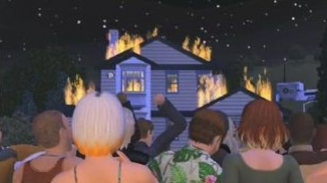 The Sims3 - Happy Holidays Trailer