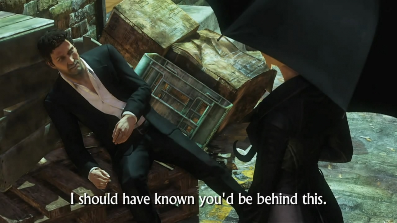 Uncharted 3: Drake's Deception - Katherine Marlowe Trailer