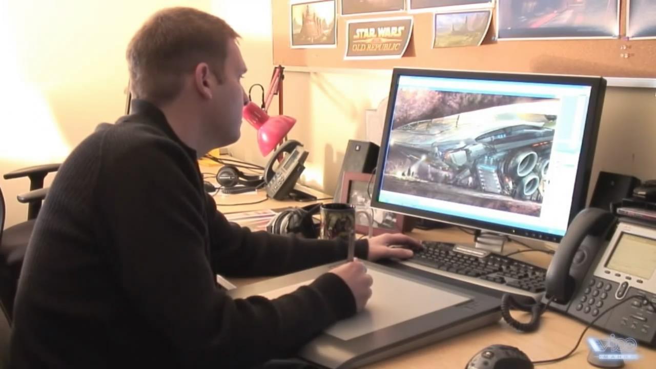 Лучшие сюжеты «Видеомании» за 2010 год - История BioWare, часть3
