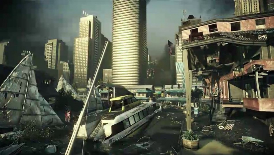 Crysis 2 - Multiplayer Demo Trailer 2