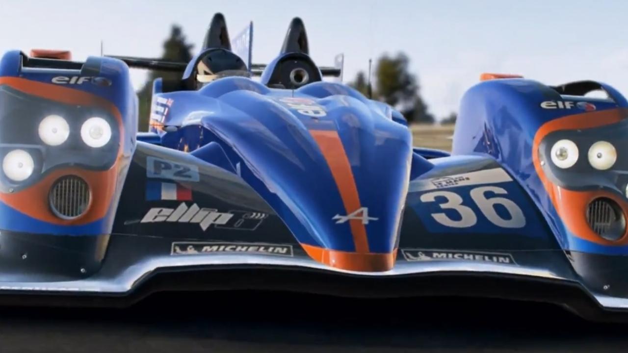 Project CARS - E3 2014 Trailer