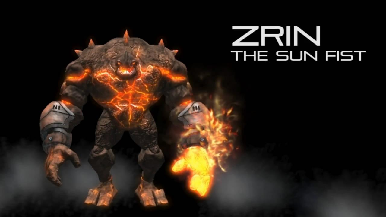 Darkspore - Zrin Hero Trailer