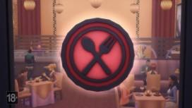 The Sims4 - В ресторане