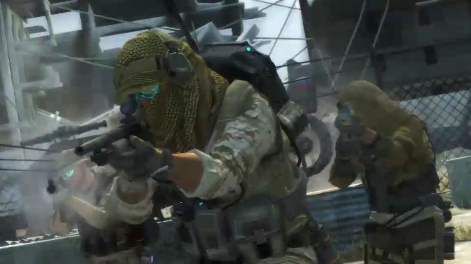 Tom Clancy's Ghost Recon Online - Trailer