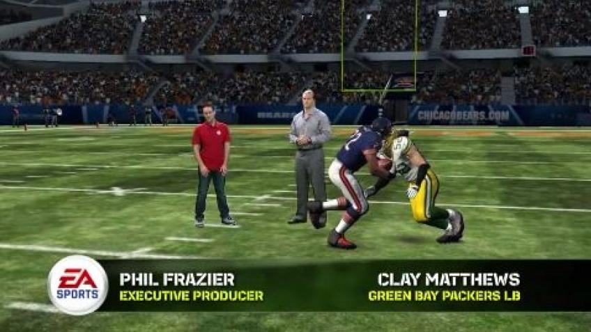 Madden NFL 12 - Virtual Playbook 1 Gameplay Trailer