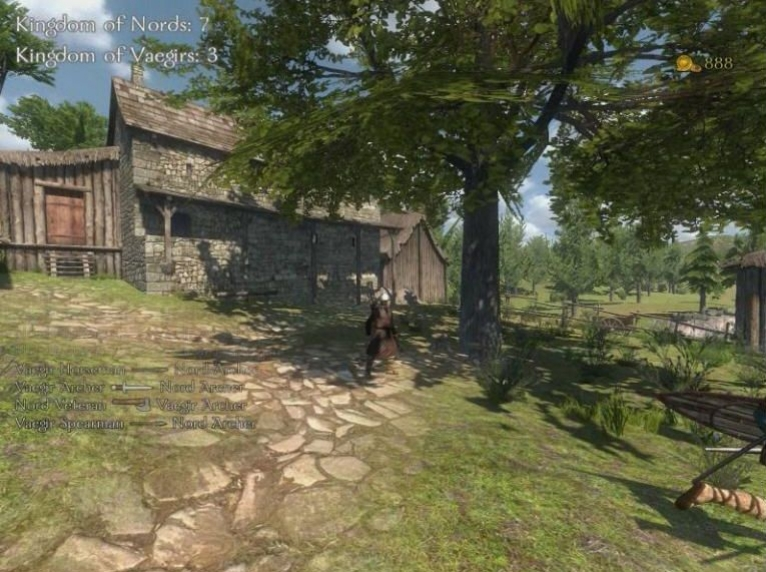 Mount & Blade: Warband - GamesCom 2009 Trailer