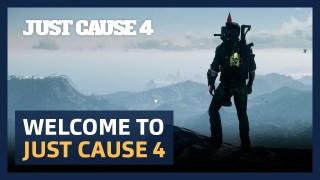 Just Cause4. Добро пожаловать в игру