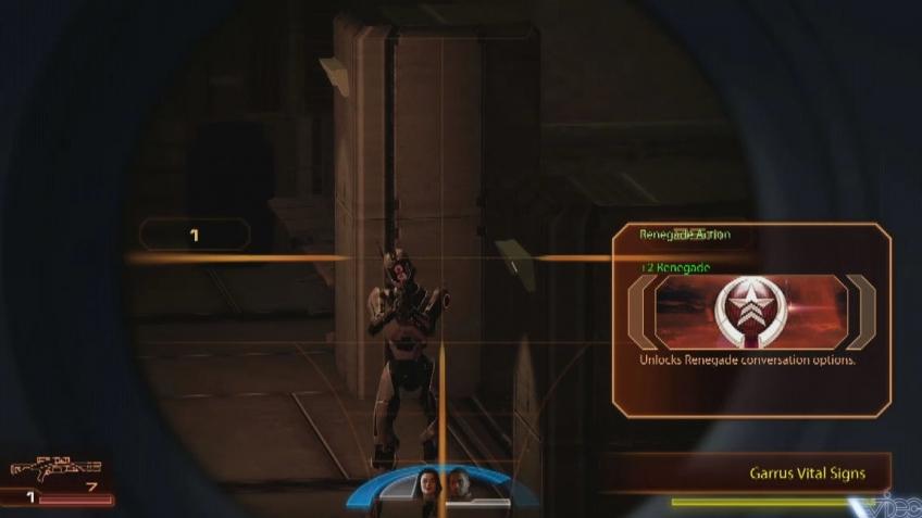 Mass Effect2 - Геймплейные кадры2