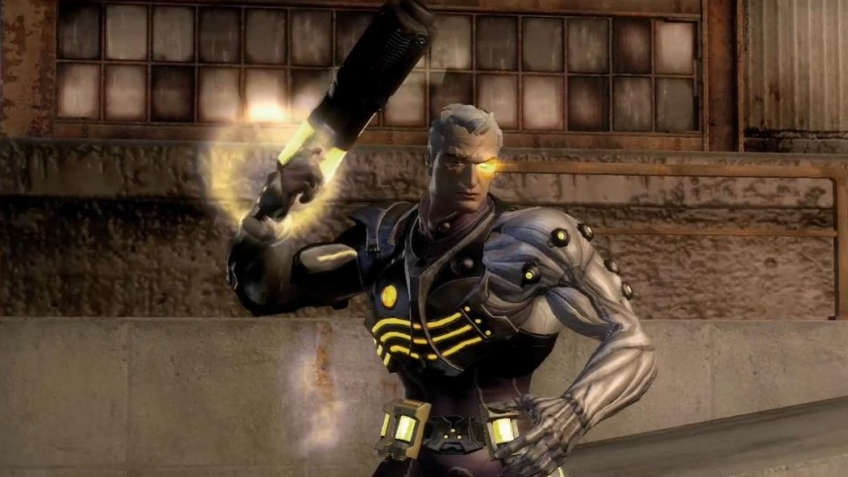 Marvel Ultimate Alliance2 - Cable Trailer