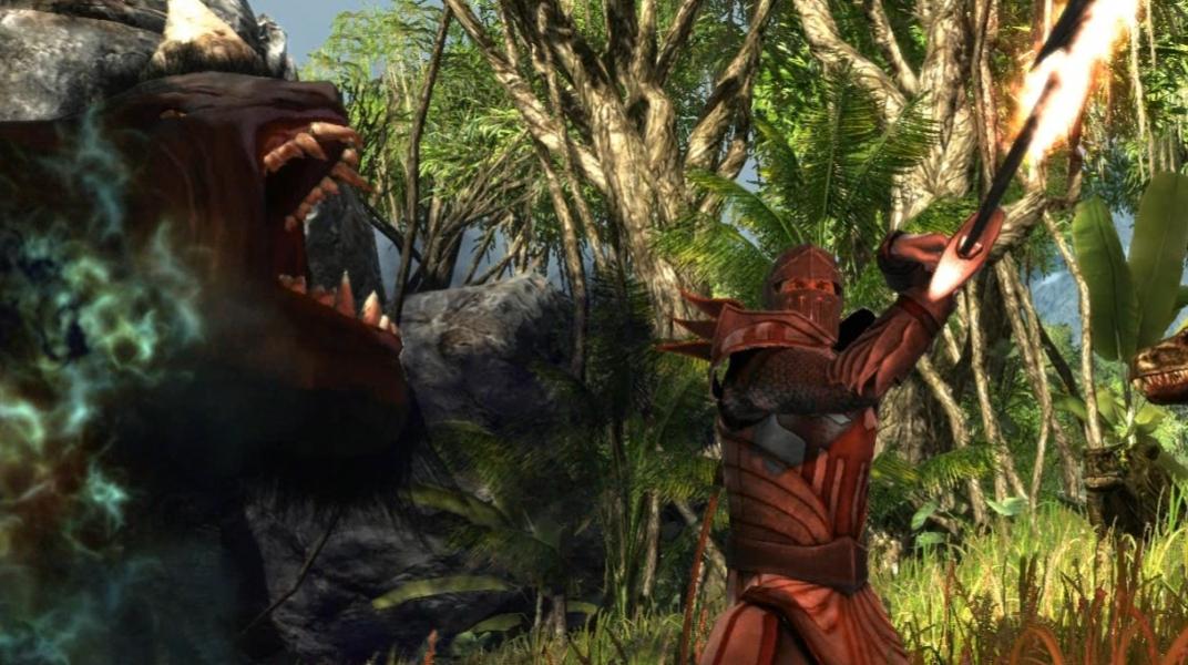 ArcaniA: Gothic4 - E3 2010 Trailer