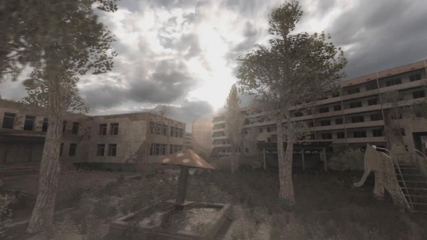 S.T.A.L.K.E.R.: Call of Pripyat - Gameplay Trailer
