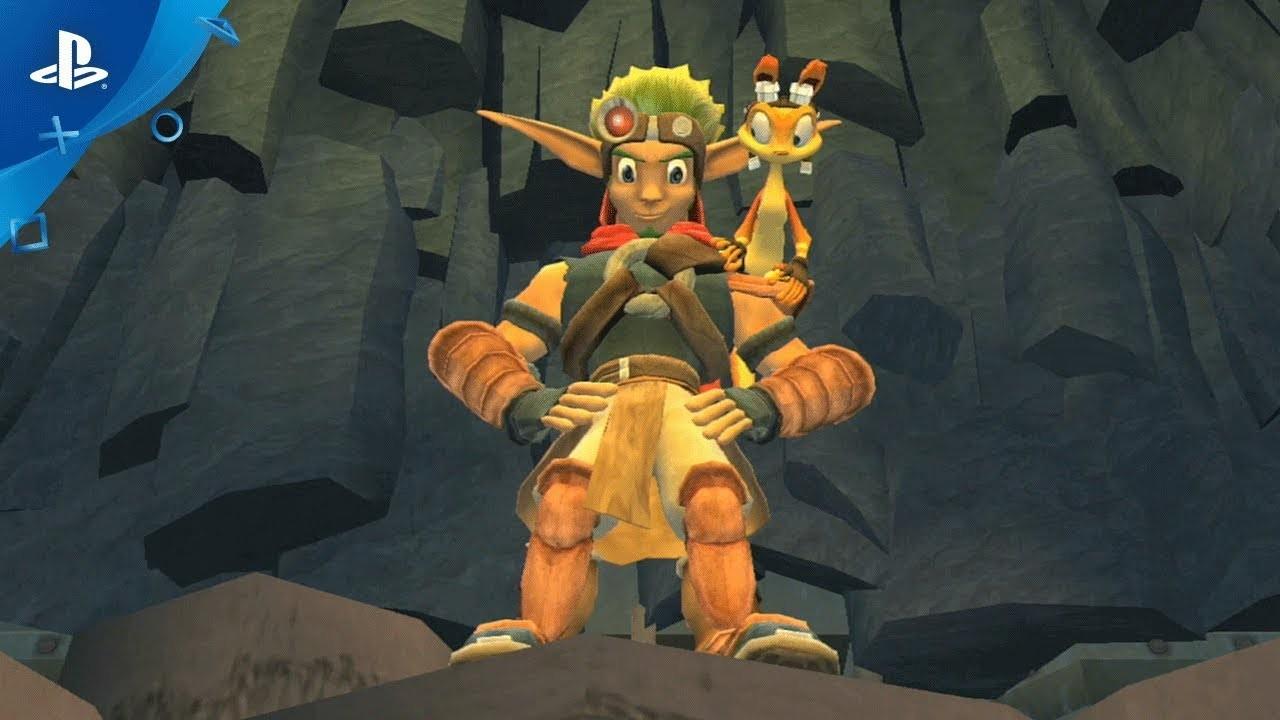 Игры серии Jak and Daxter  Трейлер PS2 Classics