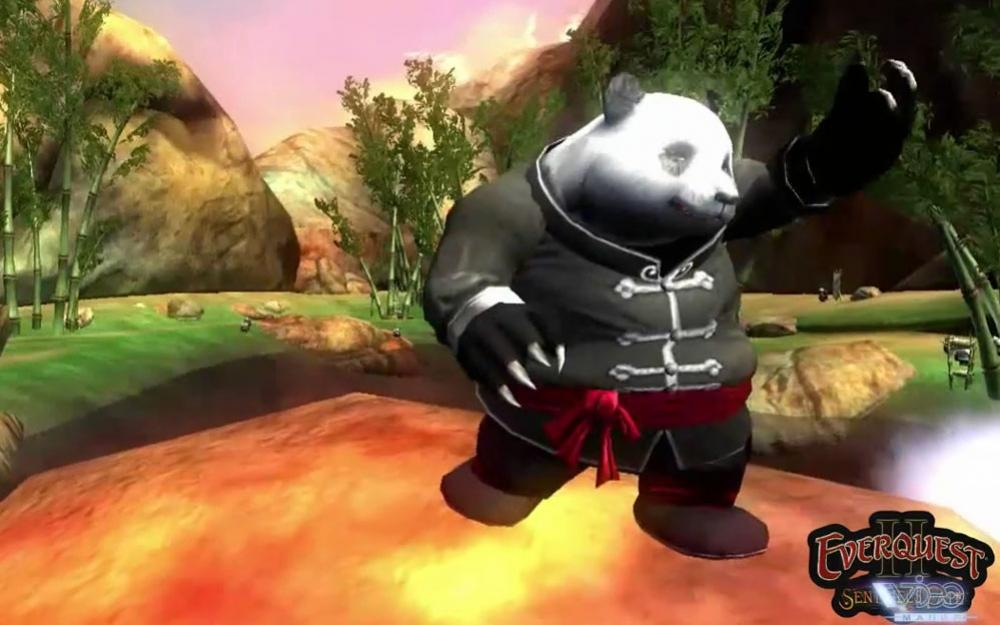 EverQuest 2: Sentinel's Fate - Trailer (русская версия)