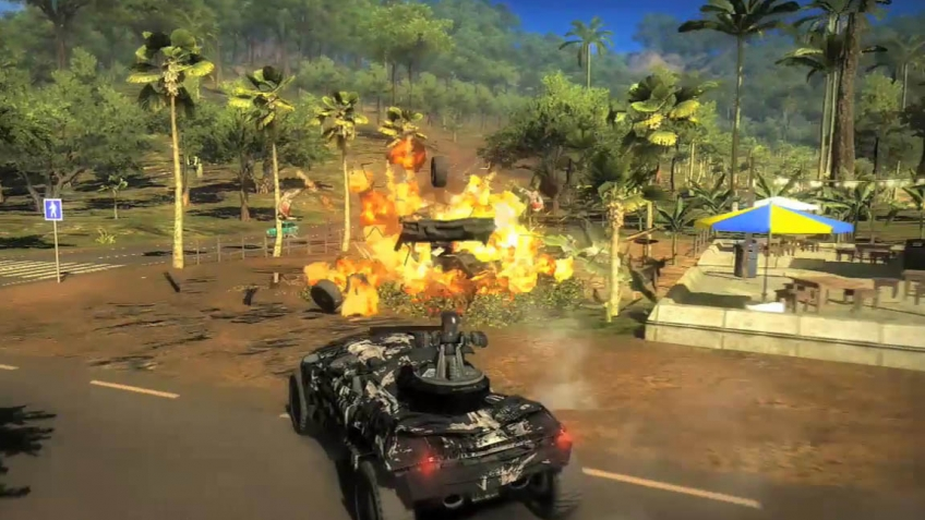 Just Cause 2 - Freedom and Chaos Trailer