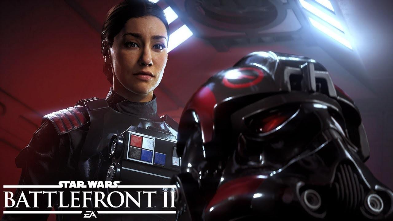 Star Wars Battlefront2. Трейлер одиночной кампании
