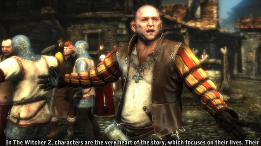 The Witcher 2: Assassins of Kings - Story Video Dev Diary