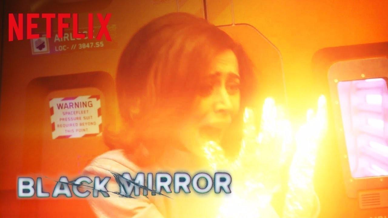 Сериал «Чёрное зеркало». Тизер-трейлер четвертого сезона