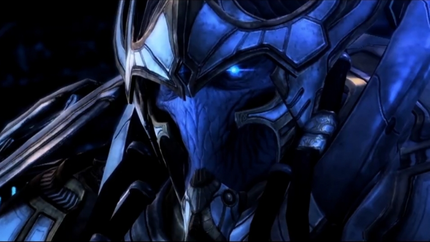 Starcraft 2: Legacy of the Void - Whispers of Oblivion