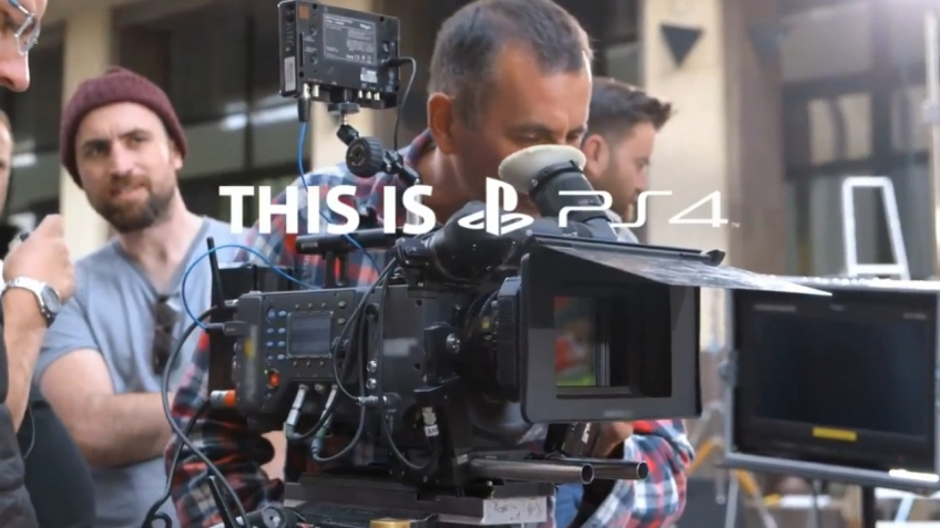 PS4 Launch Trailer - Behind The Scenes Video
