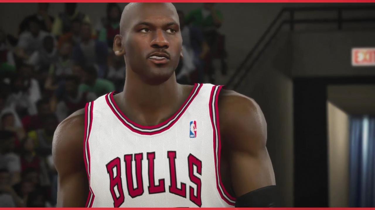 NBA 2K11 - The Jordan Challenge Trailer