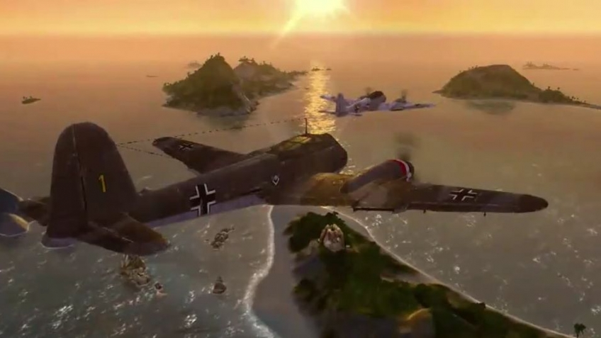 World of Warplanes - Heavy Fighters Trailer