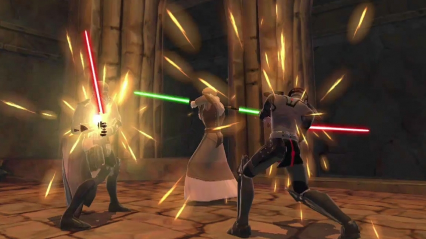 Star Wars: The Old Republic - Video Documentary 4